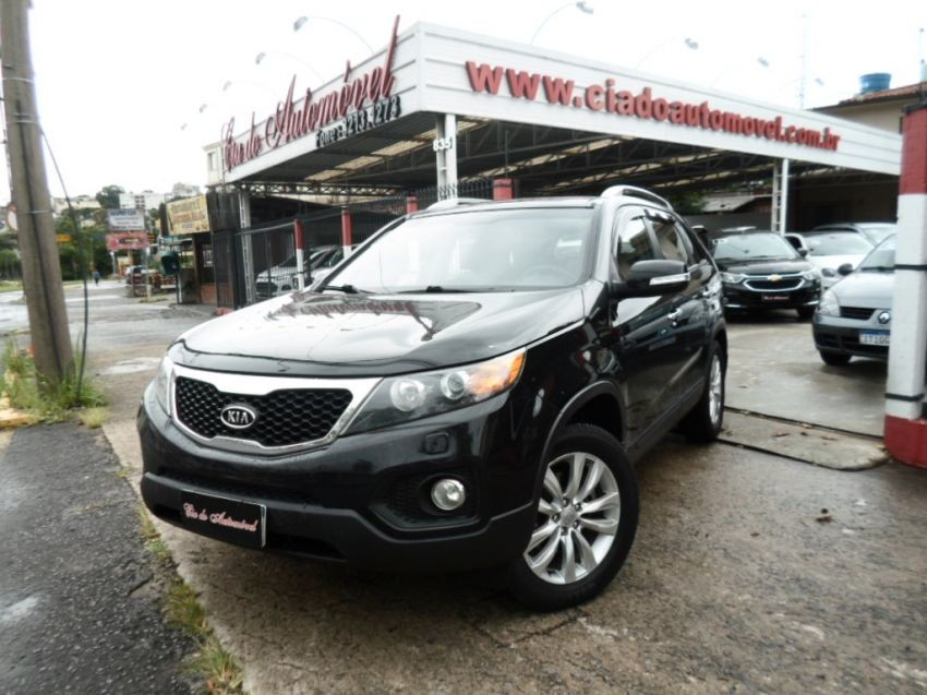 sorento ex2 3.5 v6 top 2011 caxias do sul
