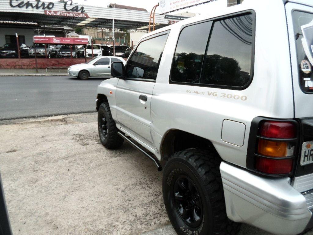 PAJERO FULL GLS V6 - 1998 - CAXIAS DO SUL