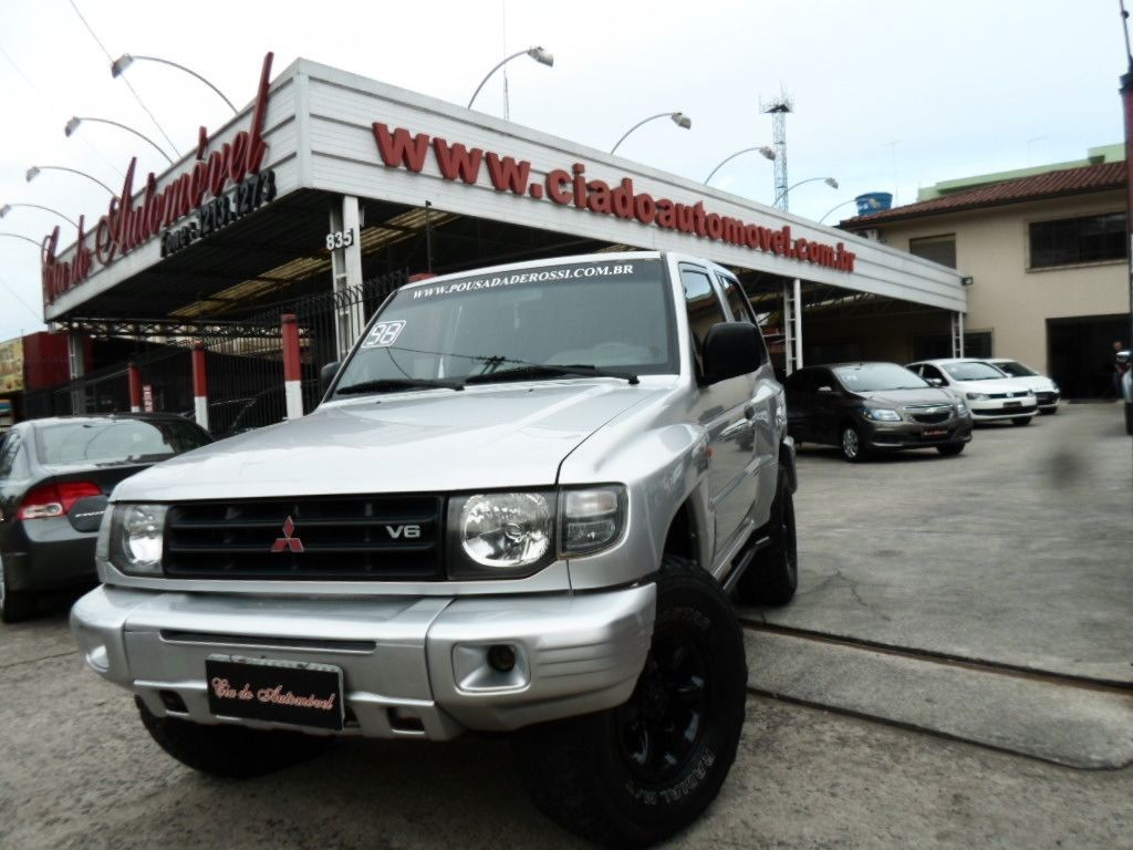 pajero full gls v6 1998 caxias do sul