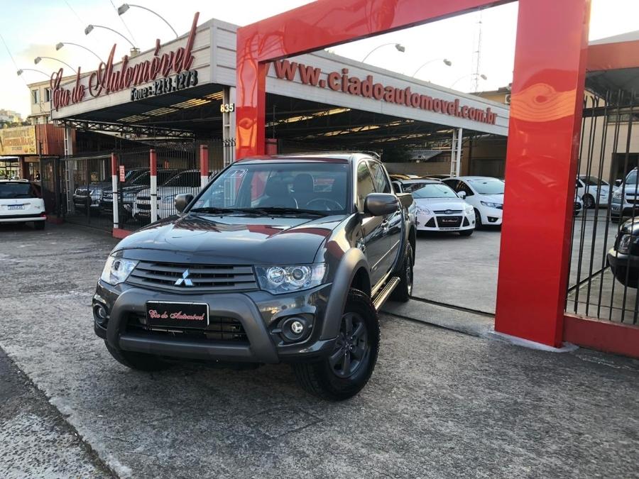 l200 triton hpe outdoor 2017 caxias do sul