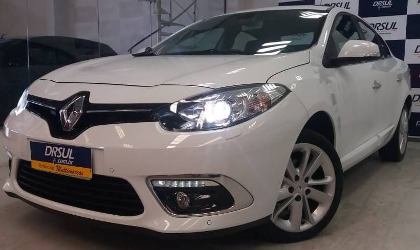 fluence privilege. 2.0 cvt 2016 caxias do sul