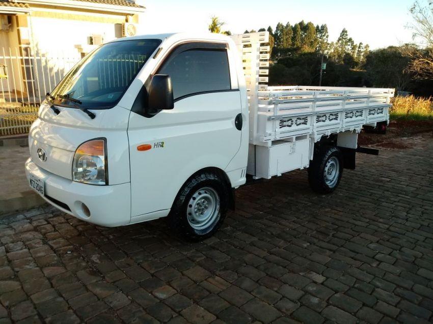 hr 2500 tb diesel c carroceria 2009 passo fundo