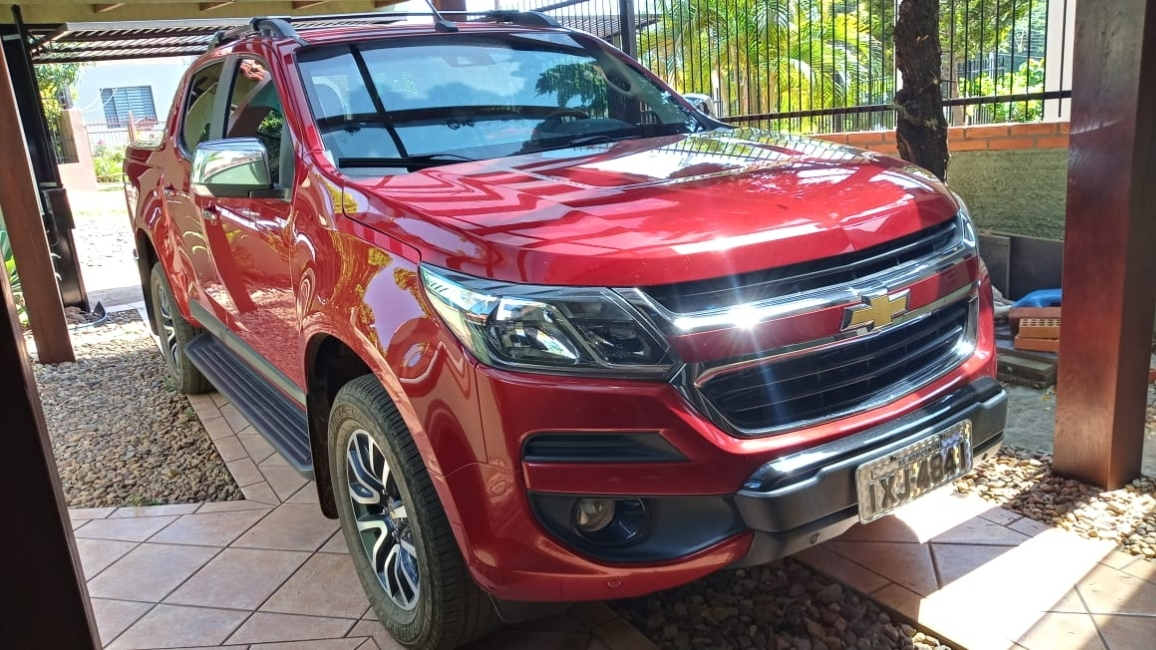 s10 2.8 high country 4x4 cd 16v turbo diesel 4p automatico 2017 passo fundo