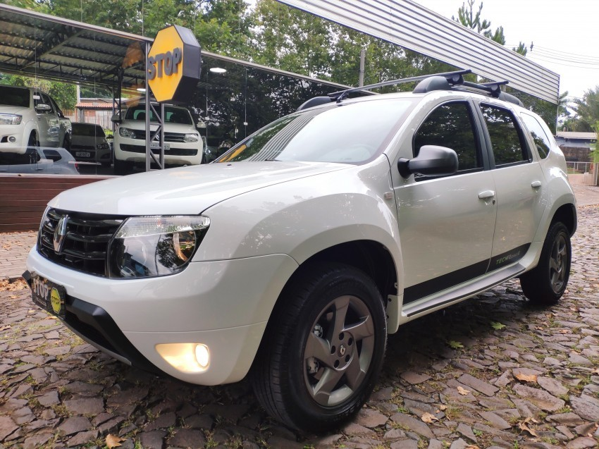 duster 2.0 tech road 2014 dois irmaos
