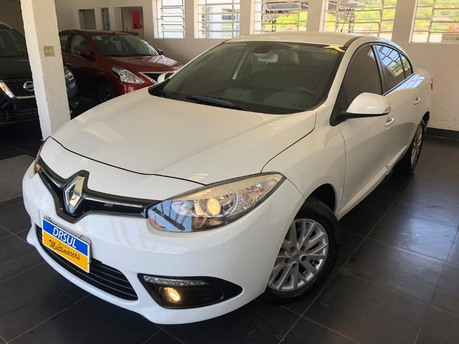 fluence dynamic plus 2.0 cvt 2018 canela