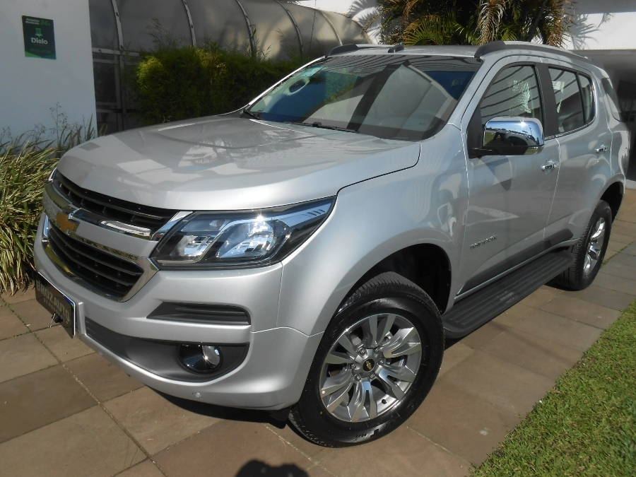 CHEVROLET TRAILBLAZER LTZ 2.8 4X4