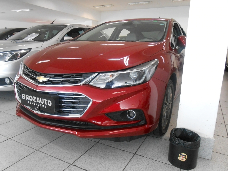 CHEVROLET CRUZE LTZ SD 1.4 TURBO