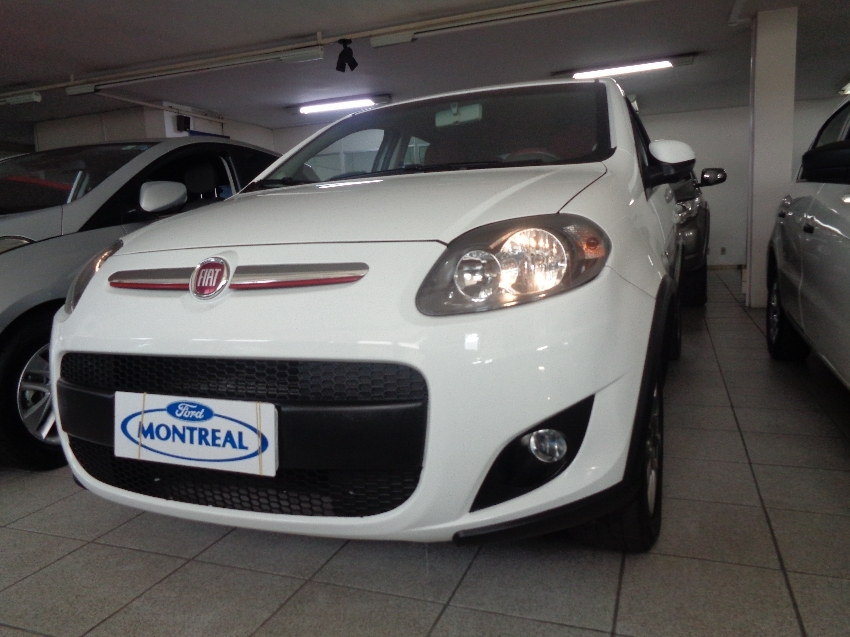 FIAT PALIO SPORTING 1.6 MANUAL