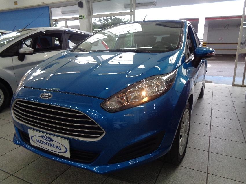 FORD New Fiesta SE 1.6