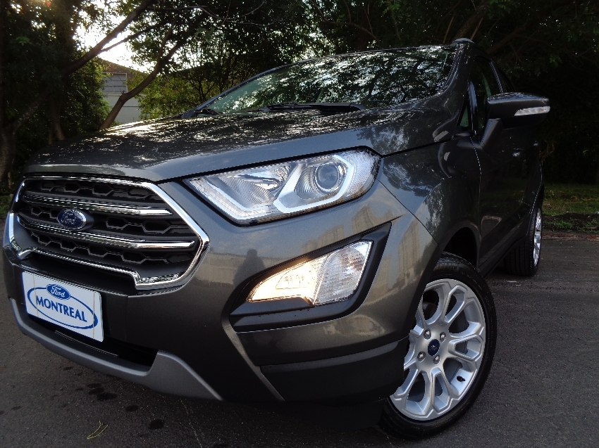 FORD ECOSPORT Titanium 1.5 AT.
