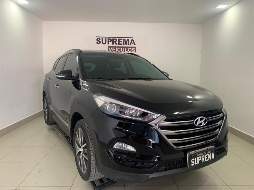 Hyundai tucson turbo gls gasolina 5p automatico 2018