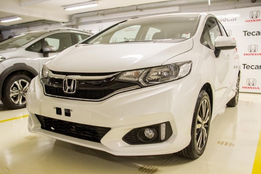 Image Honda Fit Ex Cvt Flex 4p Automatico 2020