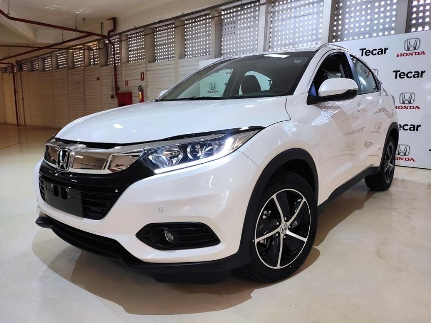 Image Honda Hr-V Exl Cvt Flex 4p Automatico 2020