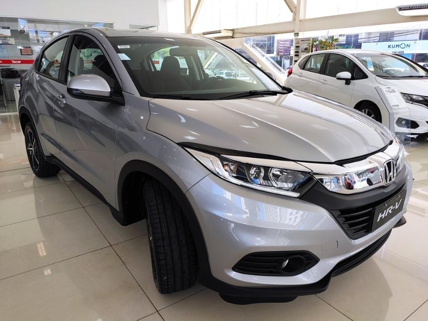 Image Honda Hr-V Lx Cvt Flex 4p Automatico 2020