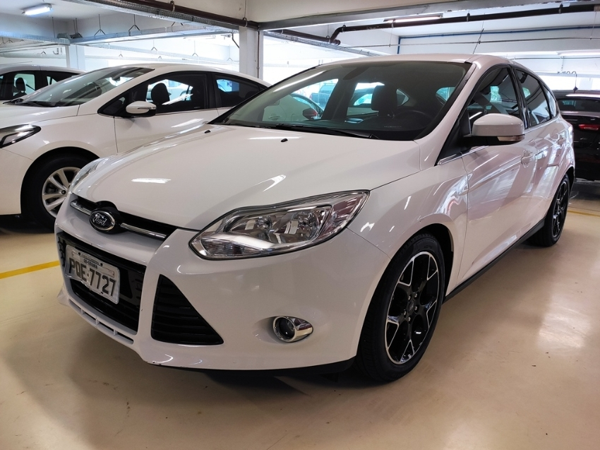 Image Ford Focus Ti At 2.0 Hb Flex 4p Automatico 2015