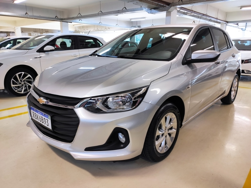Image Chevrolet Onix 1.0mt Lt Flex 4p Manual 2020