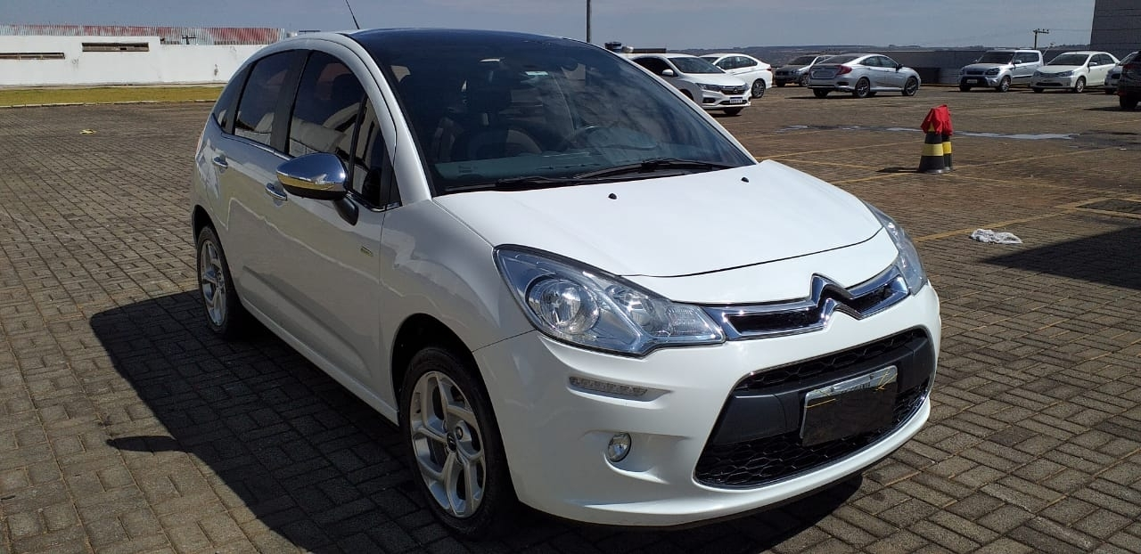 Image Citroen C3 Excl 1.5 Flex 4p Manual 2016