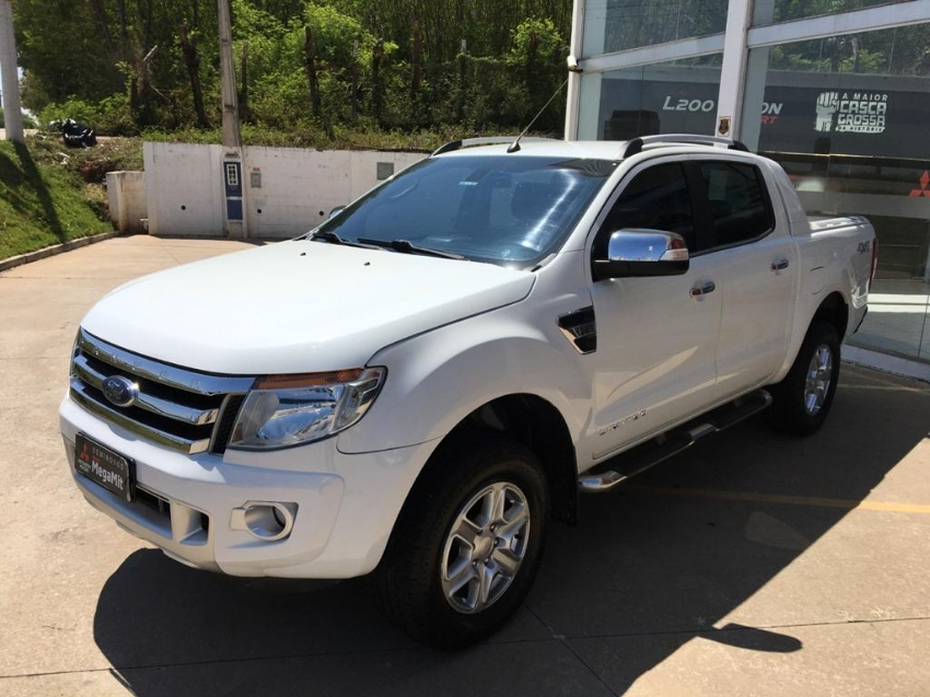 Image Ford Ranger Limited 4x4 Cd Diesel 4p Automatico 2014