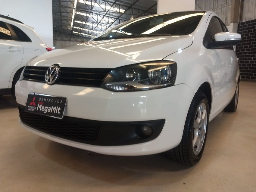 Image Volkswagen Fox 1.6 G 2 Flex 4p Manual 2013
