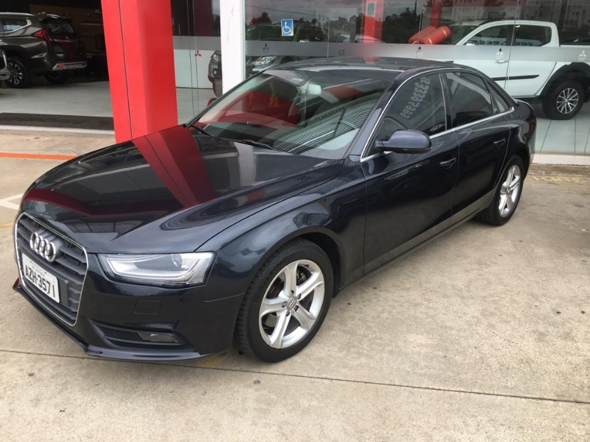 Image Audi A4 1.8 Tsfi Attraction 170 Cv Gasolina 4p Automatico 2015