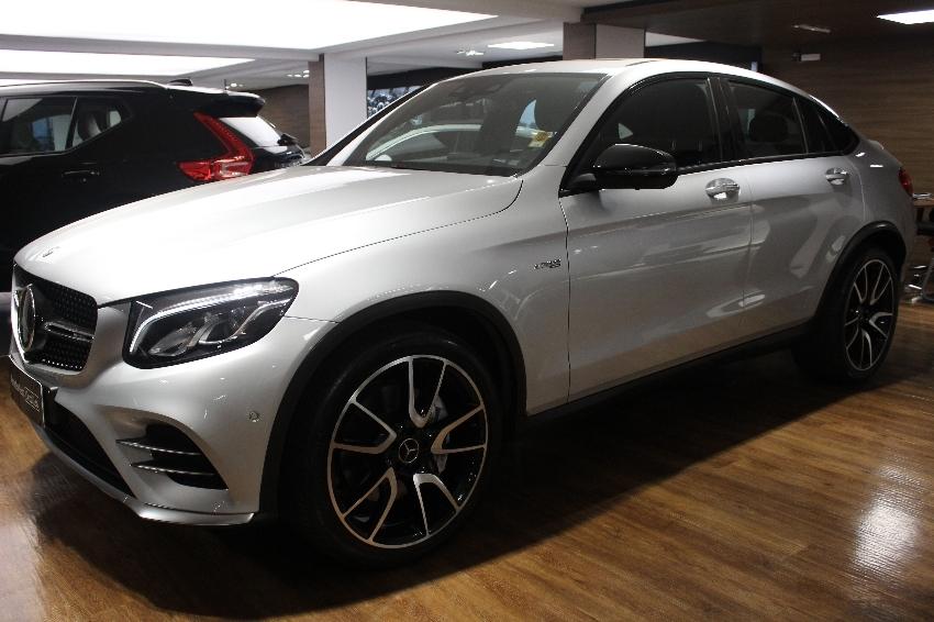 Mercedes Glc 43 Amg 3.0 Gasolina 4p Automatico 2019