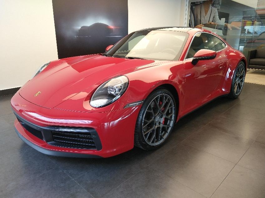 Porsche 911 Carrera S Pdk Gasolina 2p Automatico 2020