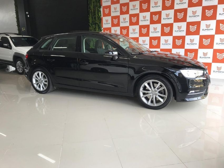 a3 1.8 tfsi sportback ambition 16v gasolina 4p automatico 2015 passo fundo