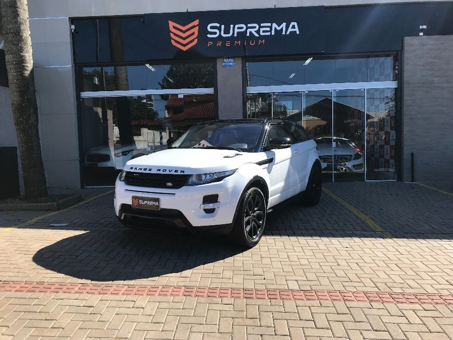 range rover evoque 2.0 awd dynamic tech coupe 3 portas 2013 passo fundo