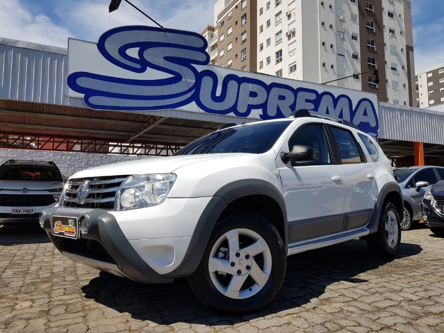 duster 1.6 dynamique 2014 passo fundo