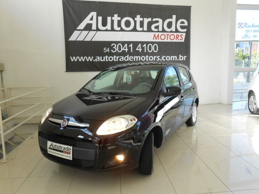 palio 1.0 8v evo attractive 4p manual 2013 caxias do sul