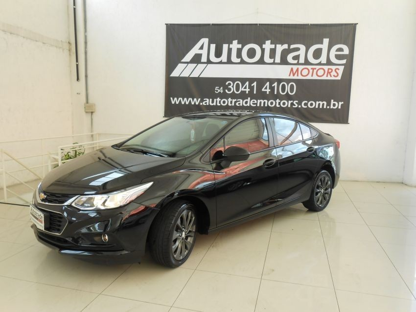 cruze 1.4 16v lt sedan turbo 4p automatico 2017 caxias do sul
