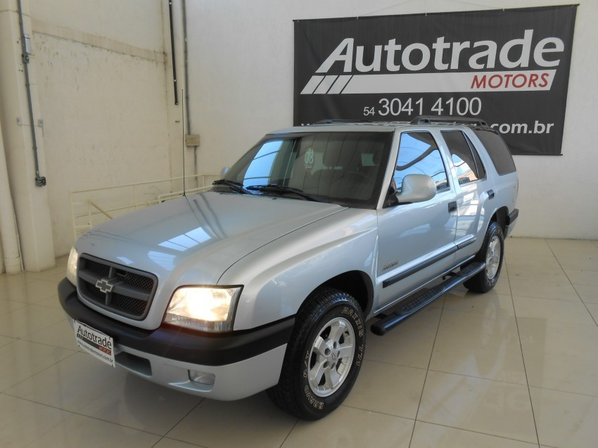 blazer 2.4 8v advantage 2008 caxias do sul
