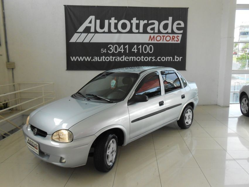 classic 1.6 8v spirit 2007 caxias do sul