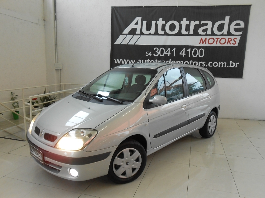 scenic expression 1.616v 4p manual 2004 caxias do sul