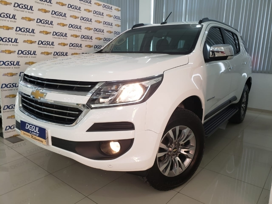 trailblazer trailblazer ltz 2018 caxias do sul