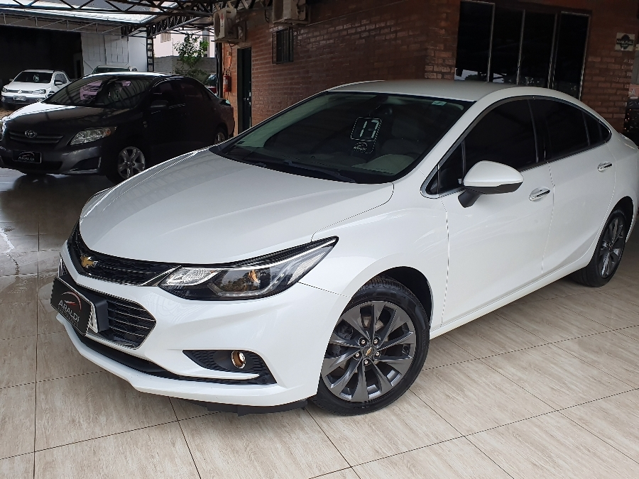 cruze ltz 1.4 turbo sedan 2017 lagoa vermelha